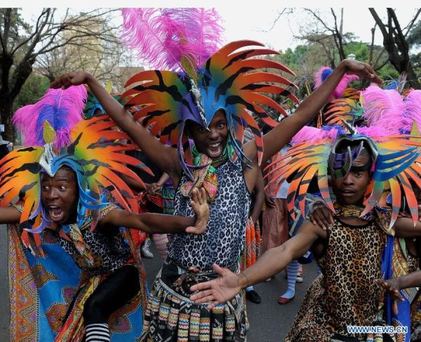 Checkout The 4 Popular Cultural Festivals In Africa