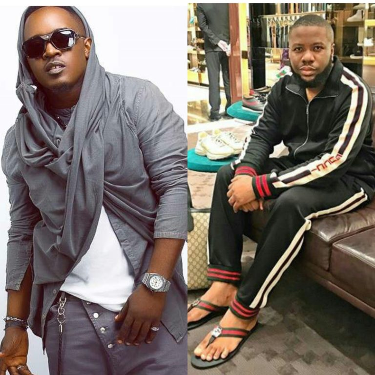 """""""No Worry One Day You Go Wear Gucci"""" – Hushpuppi Claps Back At M.I Abaga"""