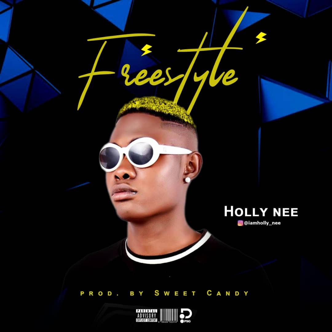"""[Fresh Music] Holly Nee – """"Freestyle"""" (Prod. By Sweet Candy)"""